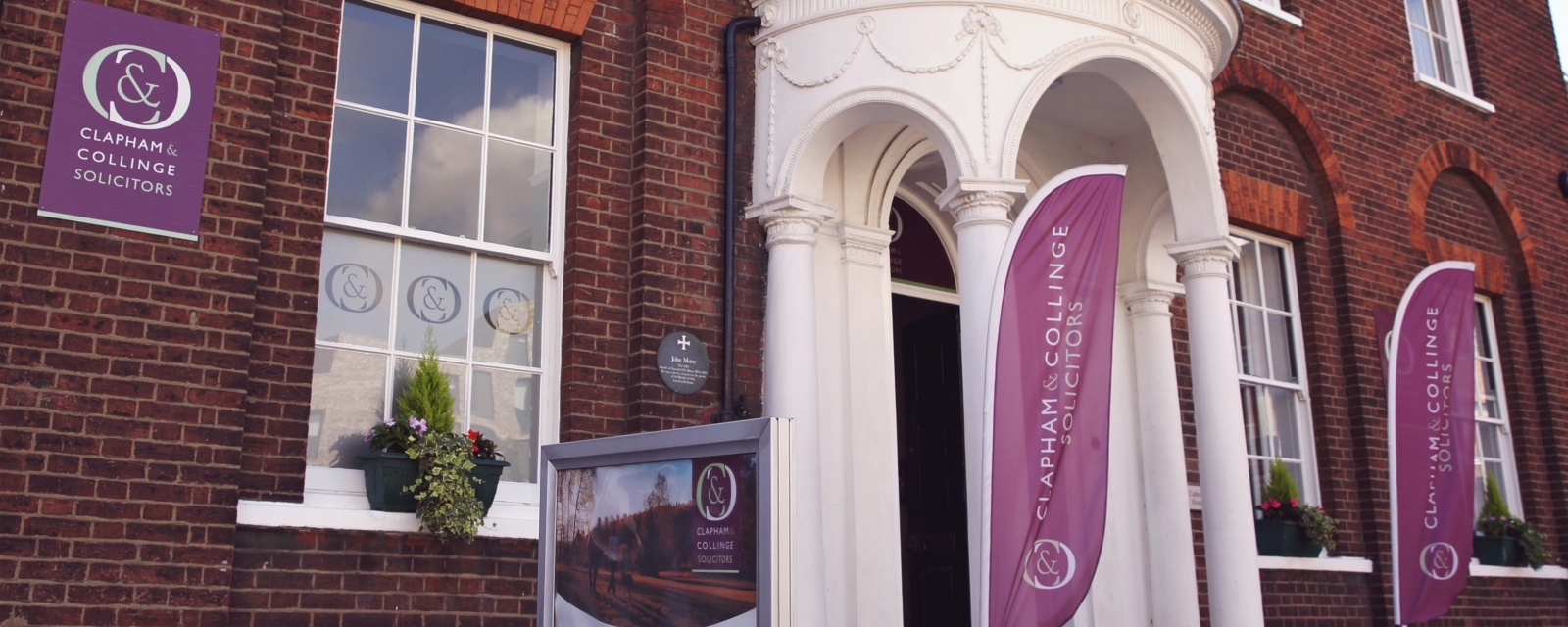 Clapham & Collinge - Independent Solicitors in Norwich, North Walsham, and Sheringham.