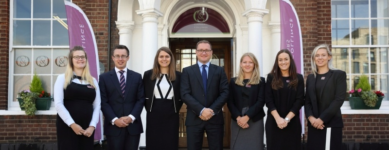 Clapham & Collinge announce key management promotion and welcomes new starters