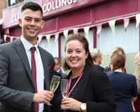 ​Clapham & Collinge Solicitors celebrate two year anniversary in North Walsham