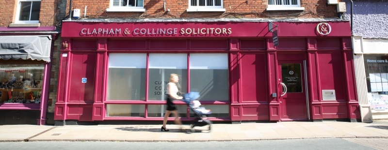 Clapham & Collinge Solicitors open new larger office in North Walsham