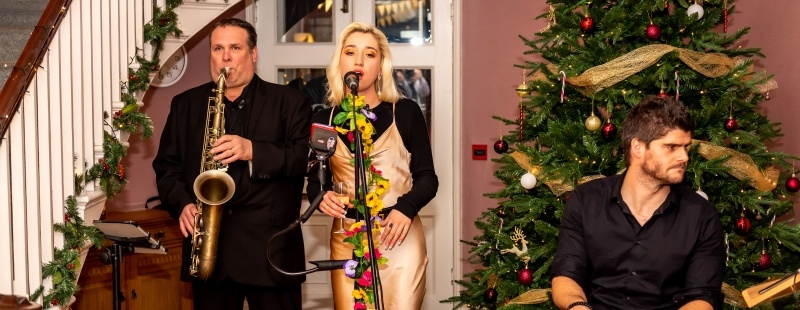 Clapham & Collinge Solicitors host Christmas Extravaganza in support of The Benjamin Foundation