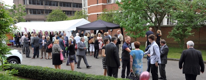 Lunch on the Green 2016 - A date for your diary!
