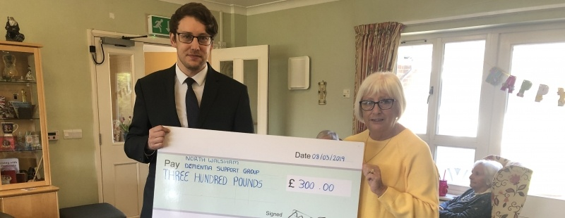 Norfolk charities benefit from Lasting Powers of Attorney Charity Scheme