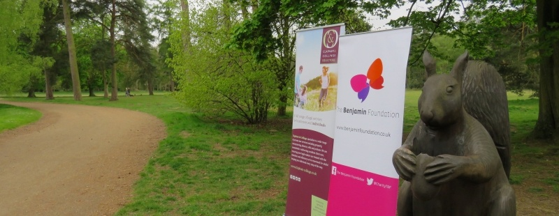 Proud sponsors of The Benjamin Foundation's Butterfly Walk