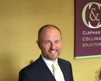 Clapham & Collinge Solicitors announce key promotion