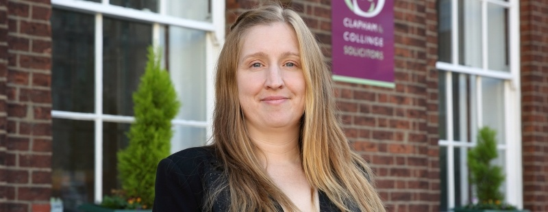 Clapham & Collinge Solicitors announce new Head of Commercial Property