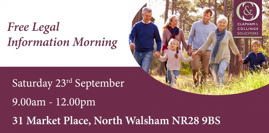 north-walsham-free-legal-information-morning-23rd-september