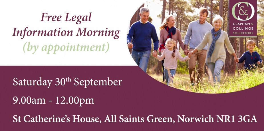 norwich-free-legal-information-morning-30th-september